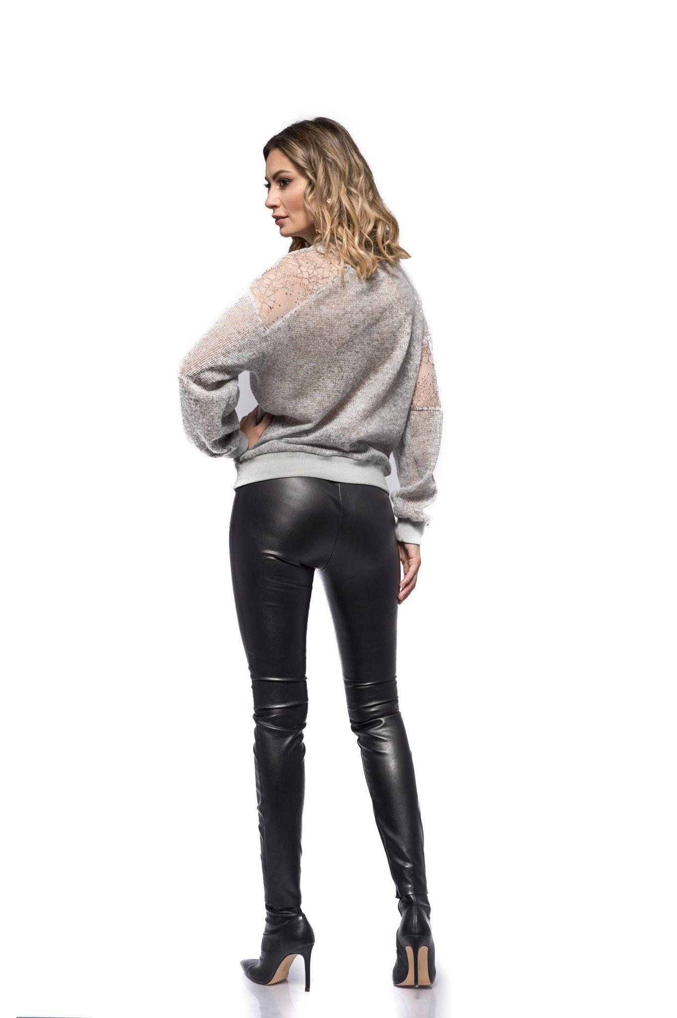 Pantaloni Piele Ecologica MABEL 4