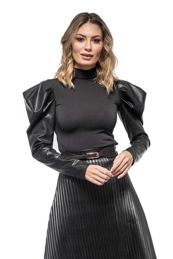 Bluza ELORA BLACK 1. Poza primara