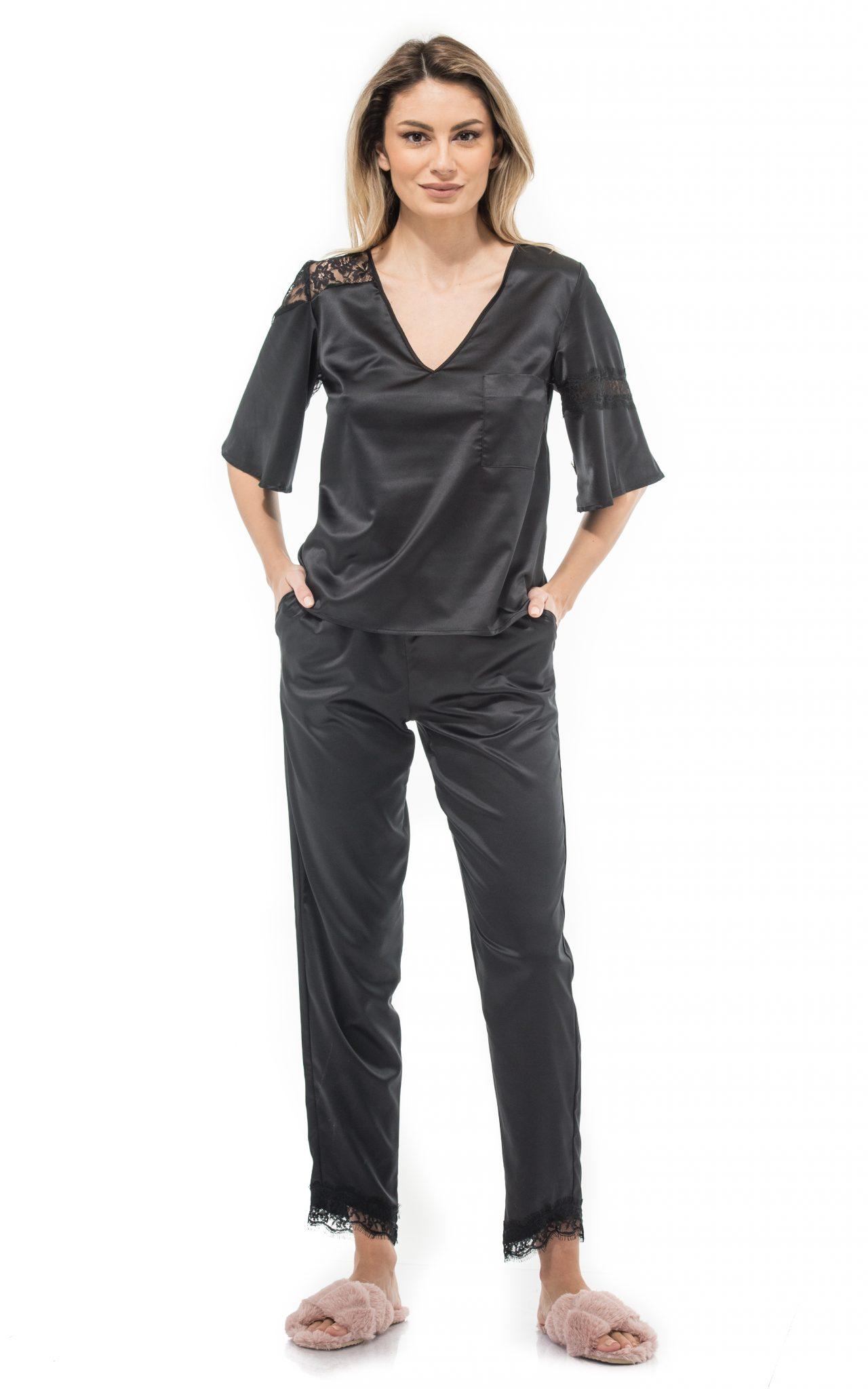 Pantalon Lung Pijama ARYAN (4)