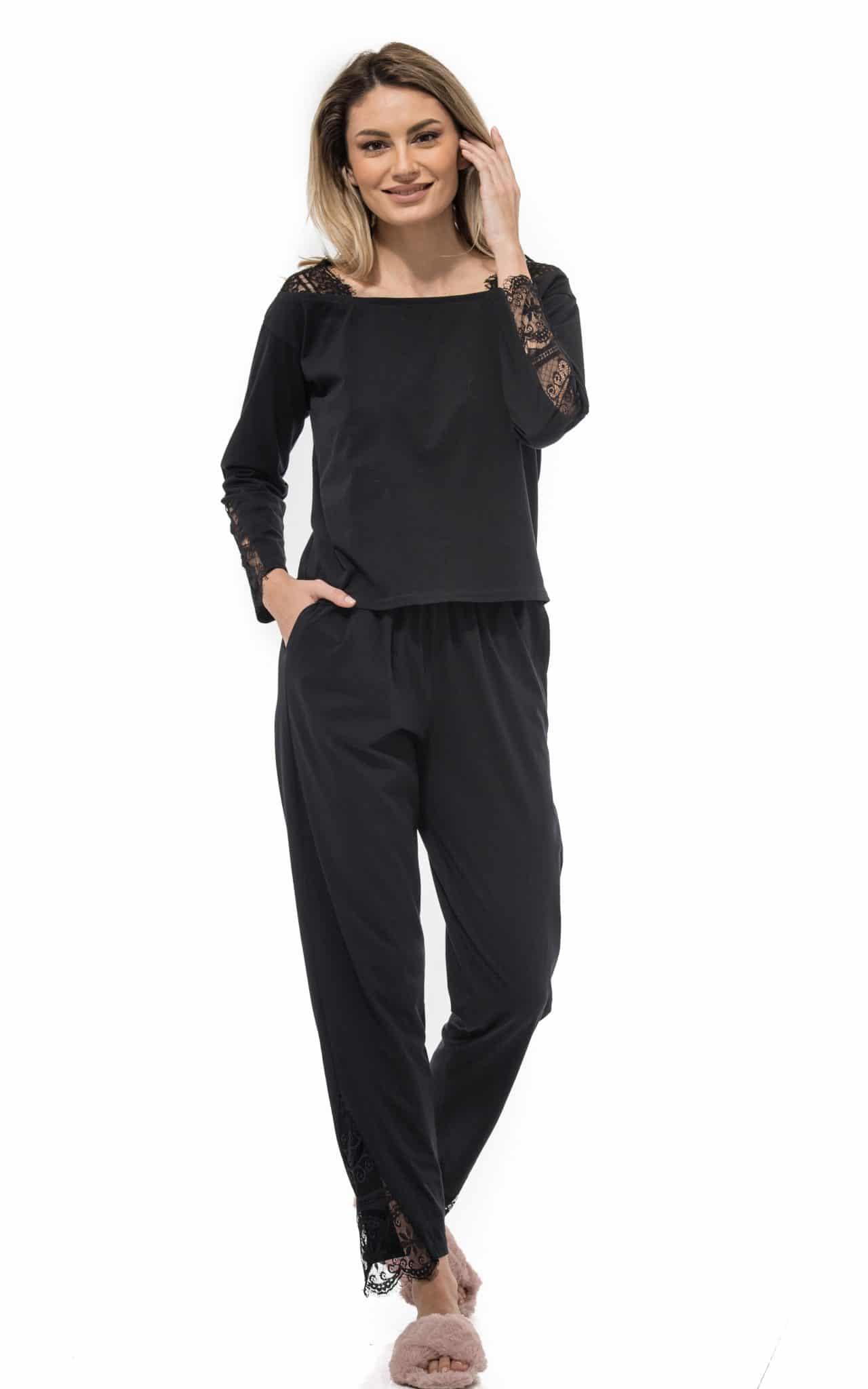 Pantalon Lung Pijama HAVENA (2)